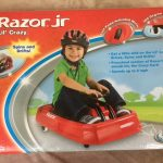 """Razor Jr. Lil' Crazy<span class=""""DONATED_BY"""">Donated By: Friend of CTK</span>"""